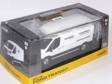 Ford Transit Custom Ranger Design Equipment Collectors Model Scale 1/43 51044 P